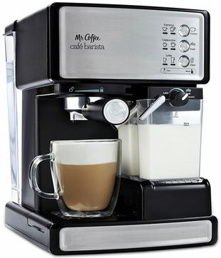 5 The Best Mr. Coffee Espresso and Cappuccino Machine